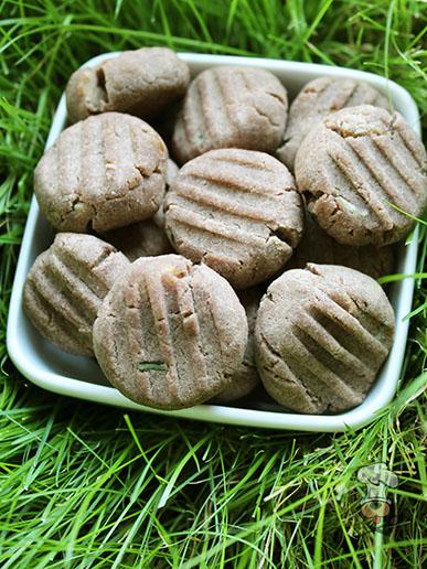 (grain, wheat and dairy-free) honey pomegranate chicken dog treat/biscuit recipe