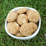 (wheat-free) cinnamon sunflower pear dog treat recipe